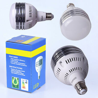 60w Daylight LED Light Bulb | Luxlight® | 5230 Lumens | CRI Ra>93-95 5400k E27