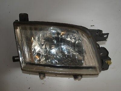 1998-2002 Subaru Forester (SF) Offside/right hand side headlight
