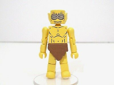 Minimates Moloid fantastic four series Mole Man Marvel universe wave 48