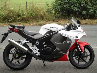 Hyosung Gt125Rc, Pre Registered At Just 2699.00.