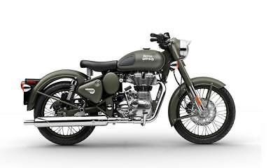 Royal Enfield Classic 500 MIlitary edition 2018 *IN STOCK NOW!*