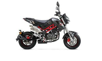 Benelli TNT125 Learner Legal 125cc motorcycle