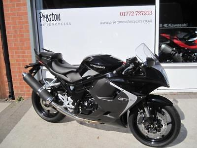 2019 Hyosung Gt125 R..56.11 Over 60M With A 99 Pounds Deposit.9.9% Apr