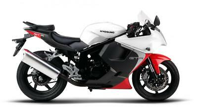 Hyosung GT650R pre reg bargains low rate finance available