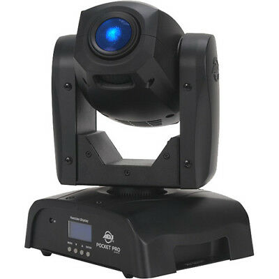 American DJ Pocket Pro - Compact LED Moving Head Light (Black)