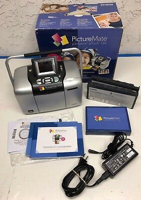 Epson Model B351a Picturemate 500 Deluxe Personal Photo Lab With