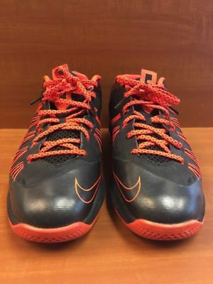 faca778ab191 NIKE LEBRON 10 X Low Tropical Teal Platinum Black Air Max 579765-002 ...