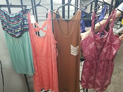 Wholesale Juniors Dresses! Casual, Dressy, Cocktail, Summer... Over $14,000 MSRP