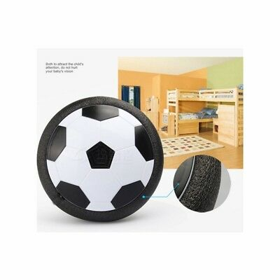 Air Soccer Hover Ball Electric Soccer Toy Soft Foam Bumper LED Floating Ball SZ