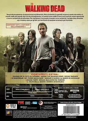 The Walking Dead Stagione 6 (5 DVD) Andrew Lincoln 7,99