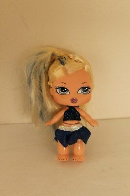 "Cloe Bratz Baby Doll 5"" MGA Blonde Hair Mini Figure"