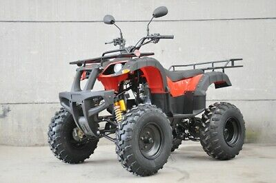 250CC Farm Quad ATV 4 Wheel Buggy Dirt Bike Go kart Manual 4+1 Trike Rear Rack