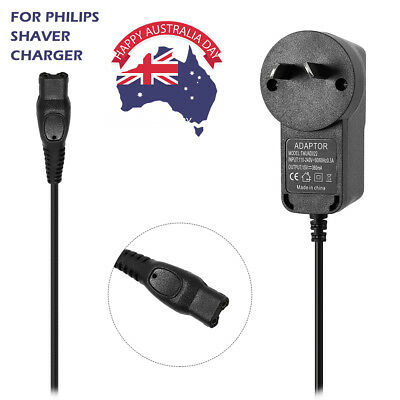 AU Plug Charger Power Lead for Philips Electric Shaver AC/DC ADAPTER 1000MA 15V