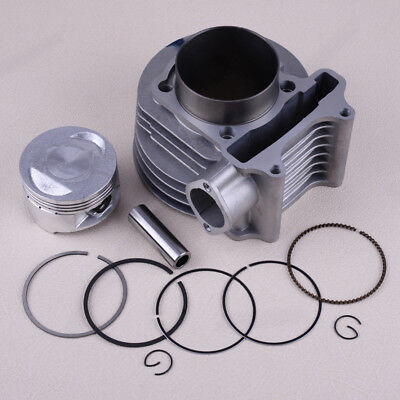 180CC 61mm Big Bore Cylinder Kit Fits GY6 125CC 150CC Scooter ATV Motocycle