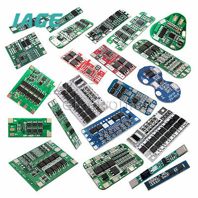 2S/3S/4S/6SPacks BMS PCB Schutz Board For 18650 Li-ion Lithium Battery Cell