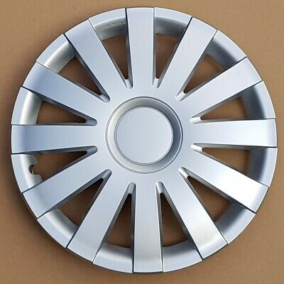 "Set of  4x 16"" wheel trims to fit  Vw Transporter T5"