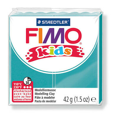 Staedtler - Fimo Kids 42g, Turquoise