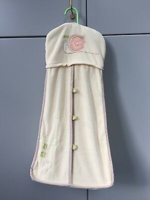 Mamas and Papas nappy stacker bag, great condition
