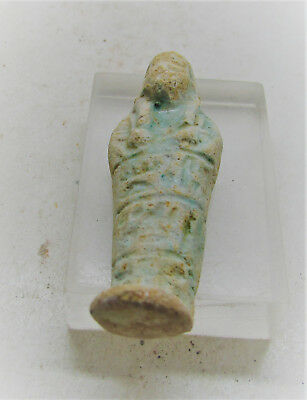Ancient Egyptian Ushabti Shabti Amulet