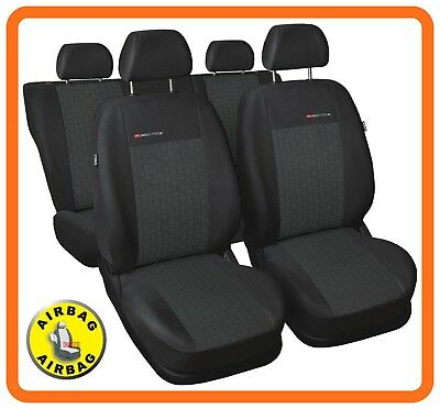 Fully tailored seat covers for Nissan Qashqai II  2013 - onwards  full set