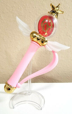 Sailor Moon - Rod and Stick Gashapon Part 4 - Crystal Change Wand MARS Toy