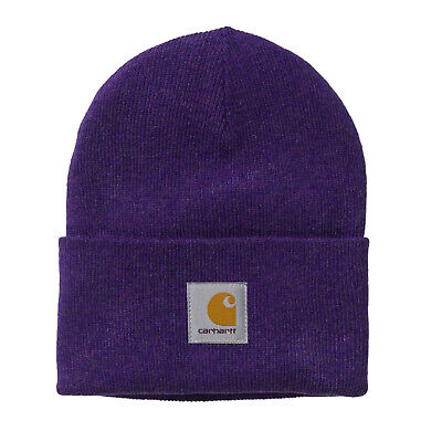 CARHARTT CAPPELLI ACRYLIC Watch Hat Lakers Viola - EUR 14 31656bb27ab8
