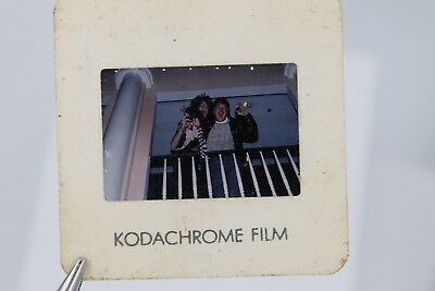 Motley Crue Tommy Lee Original 1983-84 Shout At The Devil 35MM Slide Photograph