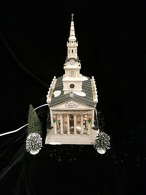 Department 56 Dickens Village Series St. Martin-in-the-Fields Chruch