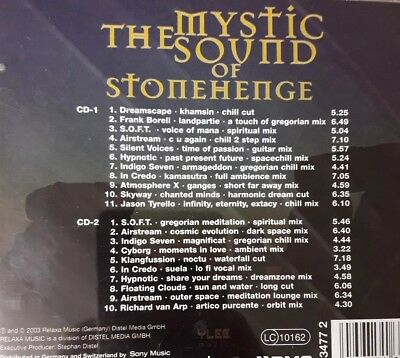 The Mystic Sound of Stonehenge von Various | CD | Zustand sehr gut