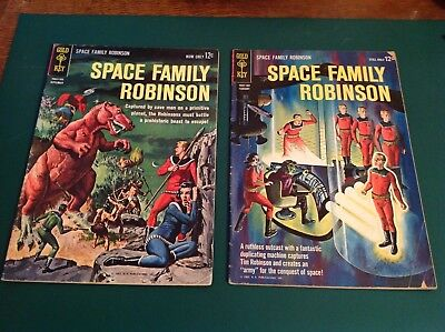 Space Family Robinson 4 & 6