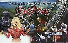 Dollywood Ticket (Save $$$$) FREE SHIPPING