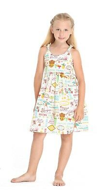 a06b31275d8 HAWAII HANGOVER GIRL Elastic Strap Luau Dress with Blue Cross Floral ...