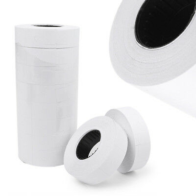 10pcs Refill Price Label Rolls Retail Store Pricing Gun Sticker Tag For MX-6600