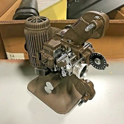= Bell & Howell Time Motion Study 16mm Silent Film Cine Projector 57 XD