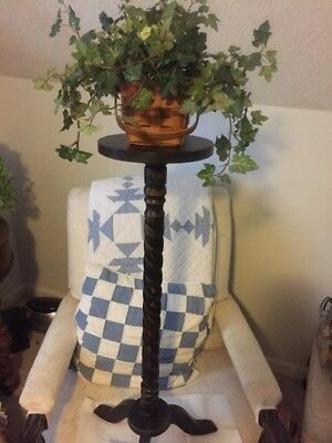 Vintage Plant Stand ~ Great Size ~ 1960 -70's.