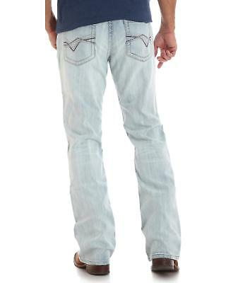 5278e0cd WRANGLER ROCK 47 Men's Turntable Slim Fit Boot Cut Jeans - MRB47TT ...