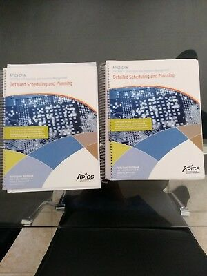 APICS CPIM BOOK-Detailed scheduling and planning
