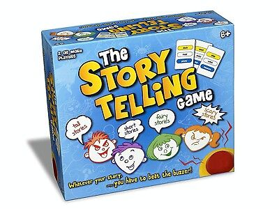 Paul Lamond The Story Telling Multiplayer Educational Card Game