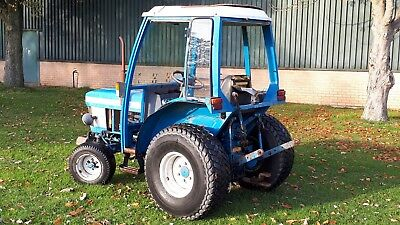 Ford 1710 Compact Smallholder Tractor
