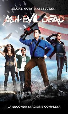 Ash Vs Evil Dead - Stagione 2 (2 DVD) Bruce Campbell