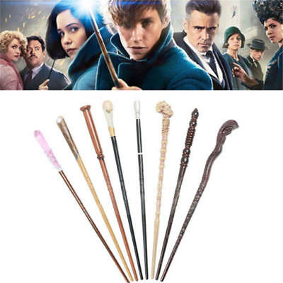 Wizard Magic Wand Cosplay Fantastic Beasts and Where to Find Them Magic Stick