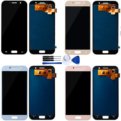 For Samsung Galaxy A5 2017 SM-A520F LCD Display Touch Screen Digitizer Assembly