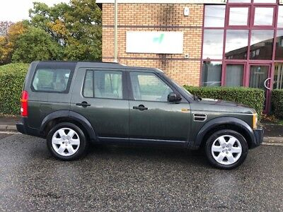 2005 (55) Land Rover Discovery 3 HSE 2.7 TDV6 low tax bracket