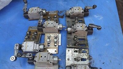Omron WLG2 Limit Switch Roller Lever CAST BODY (7 sold)