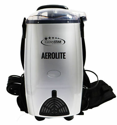 Cleanstar Aerolite 1400 Watt Backpack Vacuum and Blower VBP1400
