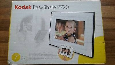 "Kodak easyshare P720 7"" digital frame BRAND NEW IN BOX"