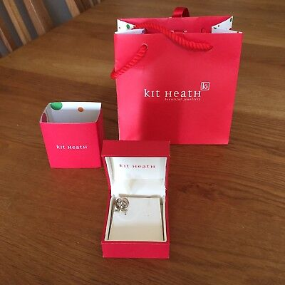 Kit Heath Sterling Silver Birthday Candle Holder