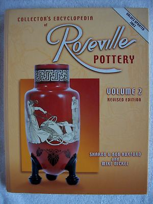Collectors Encyclopedia of Roseville Pottery, Vol 2 revised ed Huxford & Nickel