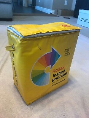 "Kodak insulated bag 11"" x 9 1/2"" x 5"""