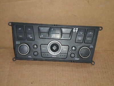 Nissan Almera 2003 Radio / Ac / Heater Control Switches / Panel P/N:28395Bu700Ma